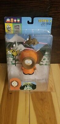 South Park 2004 Mirage Series 4 Mr Mackey Action Figure Toy Comedy Central