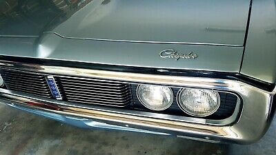 Chrysler By Chrysler Ch 318 V8 Auto Sedan Smoke Blue Classic Luxury Valiant!
