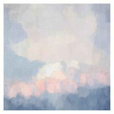 NEW A La Mode Studio Abstract Clouds Canvas Print