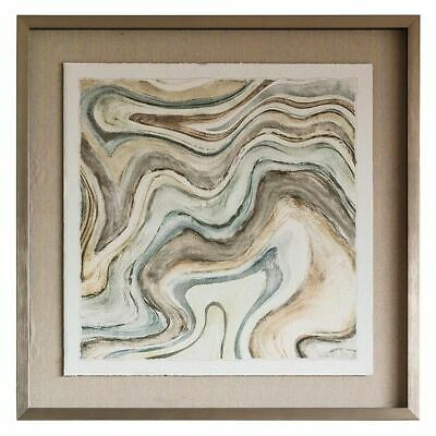 NEW Castle Road Interiors Soft Agate Framed Print