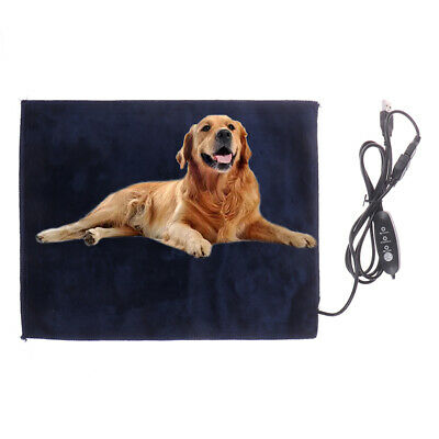 24x30cm USB Electric Cloth Heater Pad Heating Element Clothes Seat Pet Warme IY