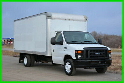 2012 Ford E-350 16ft Box Truck Fleet Maintained Former Budget Rental Truck