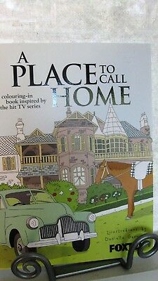 Colouring Book:: A Place to Call Home