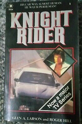 Knight Rider.Novel.1983.Good Condition