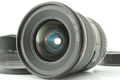 【Ex+5 w/Hood】 CANON EF 17-35mm F/2.8 L USM Wide Angle Zoom Lens From JAPAN #6796