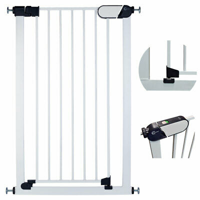 Callowesse® Saluki Narrow Pet / Baby Stair Gate 65-128cm (With Ext.) H: 96cm