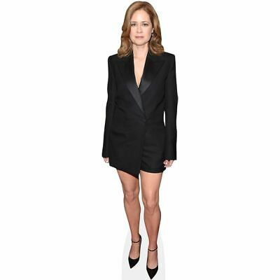 Jenna Fischer (Black Dress) tamano natural