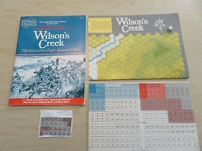 Wilson's Creek SPI GBACW Unpunched Complete