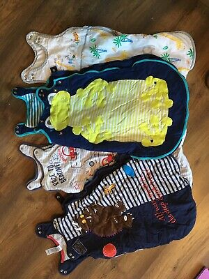 4X 0-6 Month Old Sleeping Bags