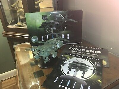 Brand New! Eaglemoss Aliens UD-4L Cheyanne Dropship Limited to 3000