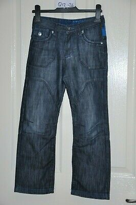 "URBAN DENIM boy's blue jeans, age 10 yrs, waist 24"", leg 22"" Good condition"