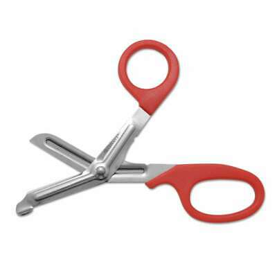 "Westcott® Stainless Steel Office Snips, 7"" Long, Red 073577100985"