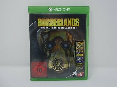 Microsoft Xbox One | Borderlands The Handsome Collection