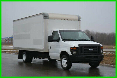 2012 Ford E-350 16ft Box Truck - Fleet Maintained -Former Budget Rental Truck