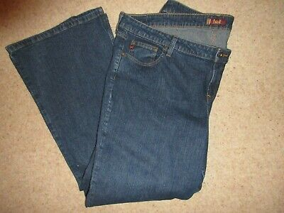 BNWOT l.e.i. Jeans Blue Cotton with Stretch Plus Size 24
