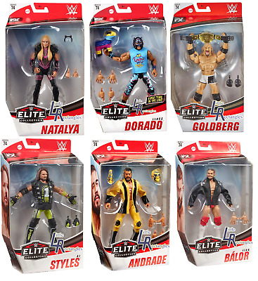 WWE Figures - Elite Series 74 - Mattel - Brand New - Boxed - SHIPPING COMBINES