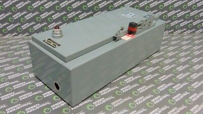 USED Square D 8903 SMG60 Combination Lighting Contactor Assembly 30A