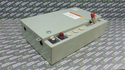 USED Westinghouse A206J1MDA-BDLTT5Y1Y2 Combination Starter Size 1 10HP