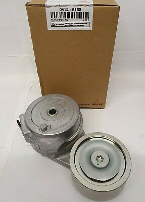 04129152 Genuine Deutz Tens Pulley For Tcd3.6L4  Engines