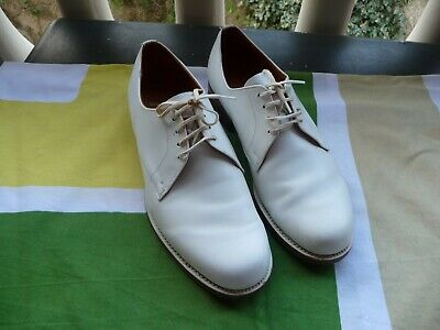 derbies GOUNIN taille 40 tout cuir unisexe made in france