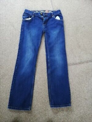 Boys Jeans Age 14 Blue Zoo