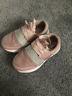River island Girls Trainers Size 24