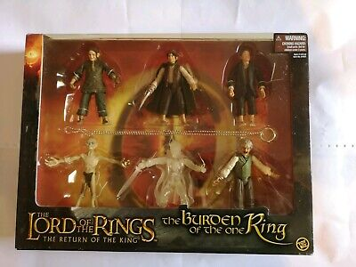 Lord Of The Rings The Burden Of the One Ring Gift Pack. New In Box. Toybiz