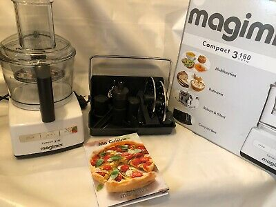 MAGIMIX C3160 Food Processor Complete With Accessories