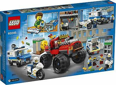 LEGO 60245 Police Monster Truck Heist NEW FOR 2020 FREE SHIPPING