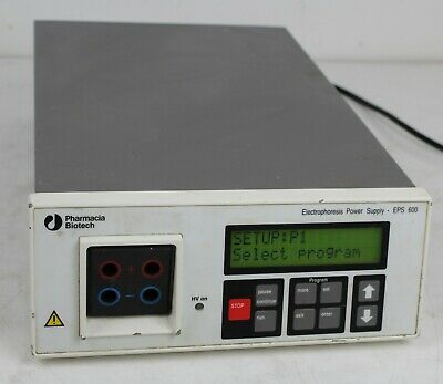 Pharmacia Biotech EPS-600 Electrophoresis Power Supply
