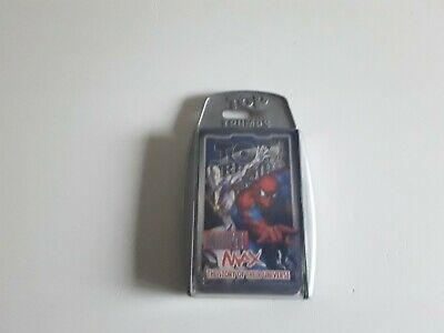 Top Trumps Card Game Marvel Max The Story Of Their Universe