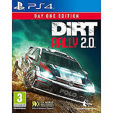 Dirt Rally 2.0 - Day One Edition (PS4) New & Sealed UK