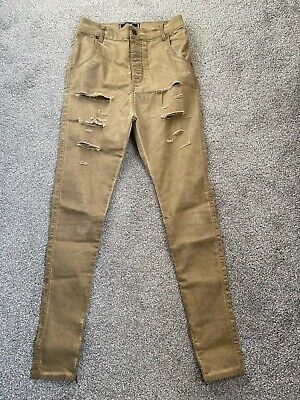 Boys/teens/mens SikSilk jeans...BNWOT...Size Small 30 inch, 29 inch leg length