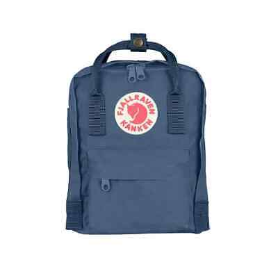 SALE EVENT Fjallraven Kanken Mini Blue Ridge