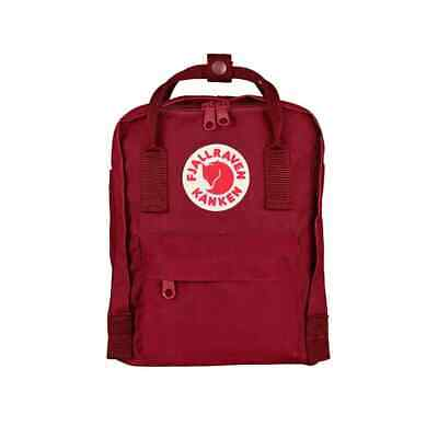 SALE EVENT Fjallraven Kanken Mini Plum