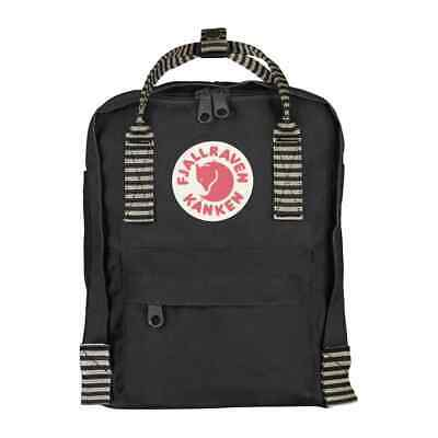 SALE EVENT Fjallraven Kanken Mini Black Striped