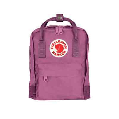 SALE EVENT Fjallraven Kanken Mini Orchid