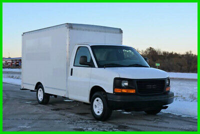 2012 GMC 3500 12ft Box - LOW RESERVE AUCTION!  Cheap Box Trucks!