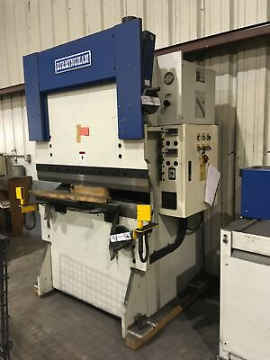 "33 Ton x 50"" Birmingham Hydraulic Press Brake HB 3350 Built 2015 Mint Condition"