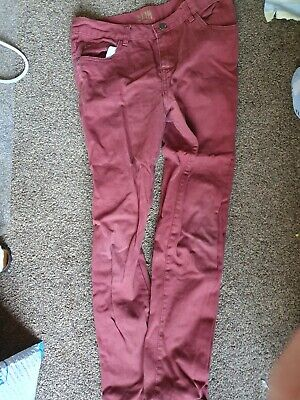 Boys Slim Chinos Primark 11 12 Yeara