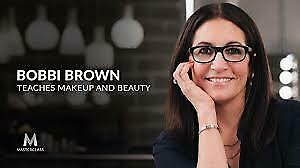 Bobbi Brown - MasterClass - Teaches Makeup and Beauty - Professional Course