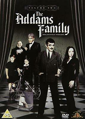 The Addams Family: Season 2 [DVD] [1965], Good DVD, Felix Silla,Marie Blake,Lisa