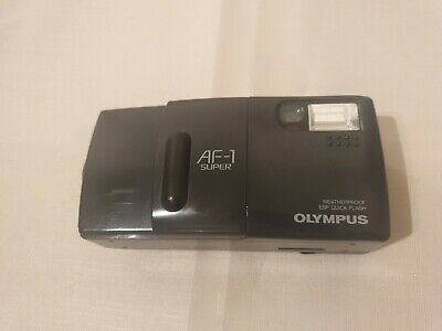 Olympus AF-1 Super camera vintage - made in Japan - Point and shoot