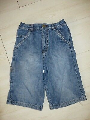 boys boy shorts age 8 years denim adjustable waist