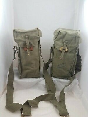 Canvas Military Surplus Bag (one)