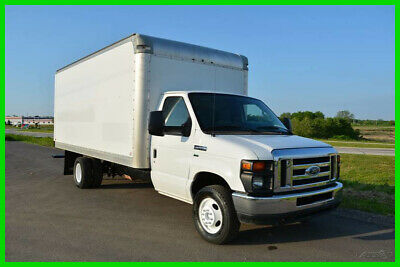 2012 Ford E350 16ft Box Truck Fleet Maintained CLEARANCE PRICED LOW RESERVE
