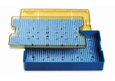 Plastic Instrument Trays for Sterilization, silicone pin mats, for autoclave