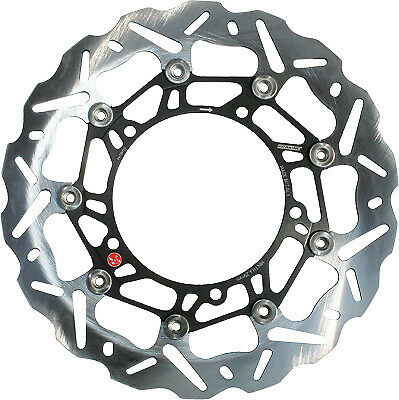 Braking WK Directional Front Race Rotor Left #WK122L