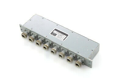 Power Divider 20-90 MHz MW-12130 8-WAY