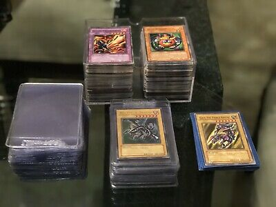 Yugioh Collection Lot Ultra Rares For Sale